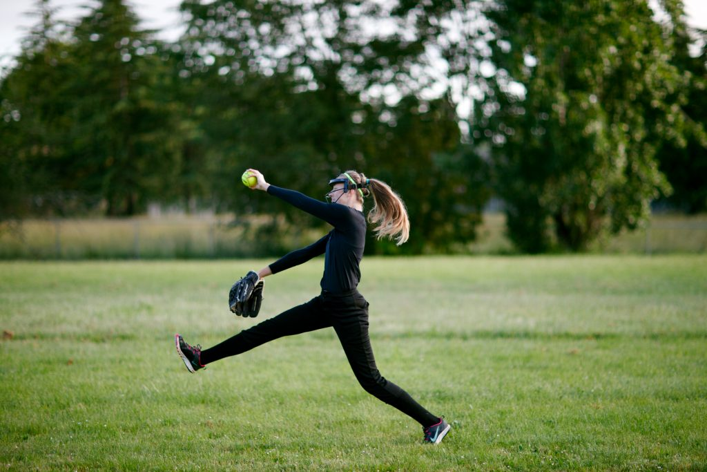 Softball Soul: Editorial Branding Session / New York Lifestyle Photographer